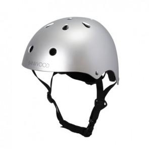 Banwood Bike Helmet - Matte Chrome