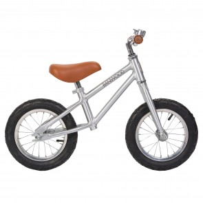 Banwood Balance Bike First Go! - Chrome- LIMITED EDITION