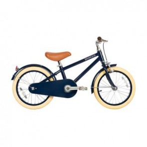 "Banwood Classic Pedal Bike 16"" - Classic Blue"