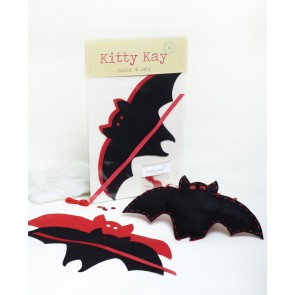 Make & Sew Felt Bat Kit