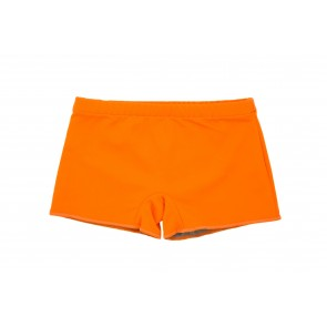Classic Swim Trunk in Orange