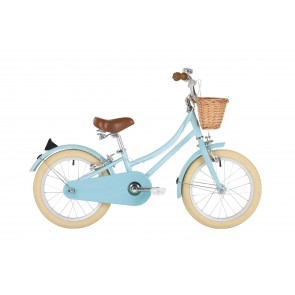 "Bobbin Gingersnap 16"" Pedal Bike Duck Egg Blue (4-6 years)"
