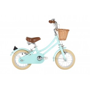 "Bobbin Gingersnap 12"" Pedal Bike in Mint Green (3-4 years)"