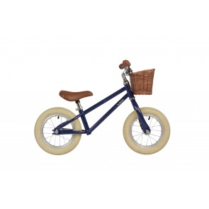 "Bobbin Moonbug 12"" Balance Bike Blueberry"