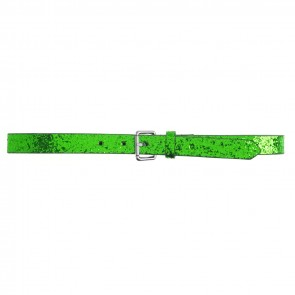 Glitter Belt in Classic Green