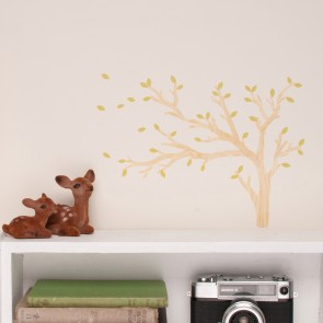 Mini Build a Tree Wall Sticker