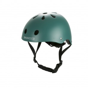 Banwood Bike Helmet - Matte Dark Green