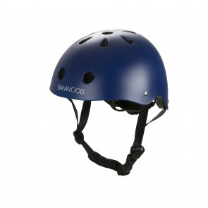 Bike Helmet Banwood - Matte Navy Blue