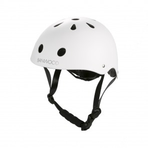Bike Helmet Banwood - Matte White