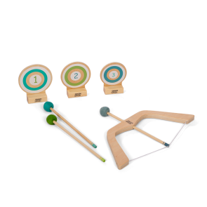 Bow and Arrow Set with Targets