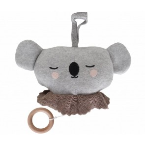 Music Box Circus Koala in Grey