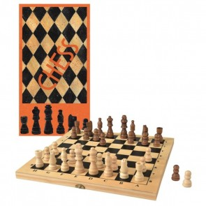 Wooden Chess Game