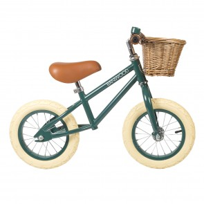 First Go! Balance Bike Banwood - Dark Green