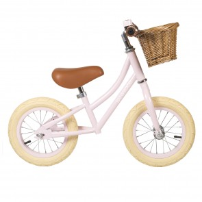 First Go! Balance Bike Banwood - Pink