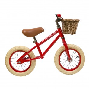 First Go! Balance Bike Banwood - Red