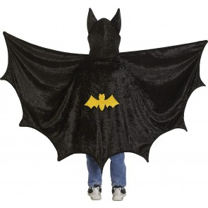 Bat Hooded Cape