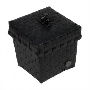 Small Ascoli Basket in Black