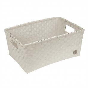 Bibbona Basket in Pale Grey