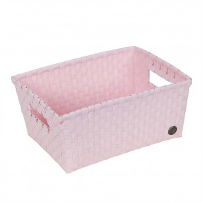 Bibbona Basket in Powder Pink