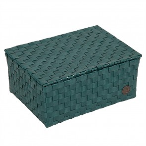 Udine Basket in Blue Green