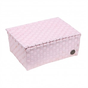 Udine Basket in Powder Pink