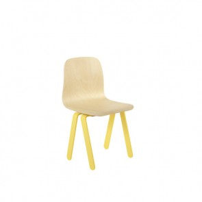 Kids Chair Small Yellow