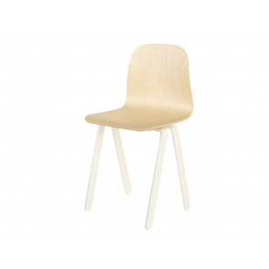 Kids Chair Large White