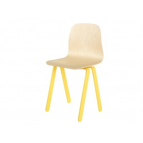 Kids Chair Large Yellow