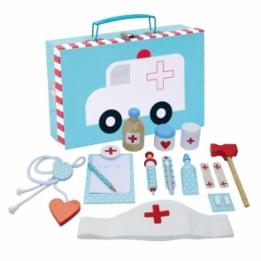 Pretend Play Doctor's Kit