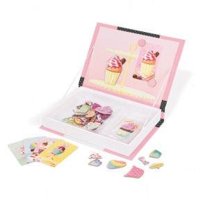 Magneticbook Cup Cakes