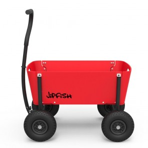 Jipfish Wagon in Bright Red