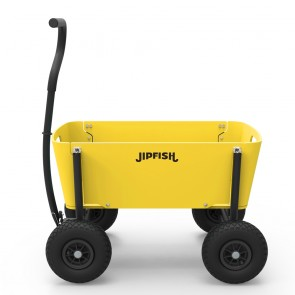 NEW EDITION - Jipfish Wagon in School Bus Yellow