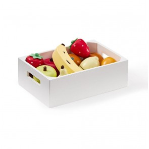 Wooden Mixed Fruit Box