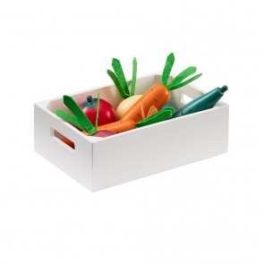 Wooden Mixed Vegetable Box