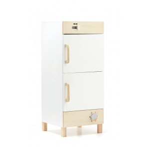 Wooden Play Fridge Freezer