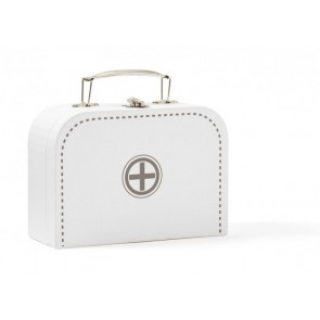 Doctor's Case in White
