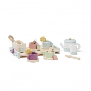 Wooden Tea Set Bistro