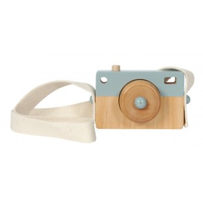 Wooden Camera in Adventure Blue