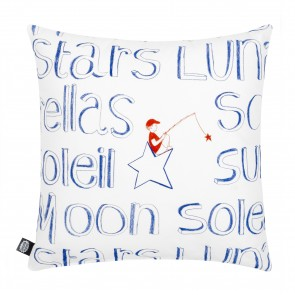 Lunar Boy Cushion