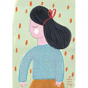 Marta Abad Blay Print What Penny Wants - A3