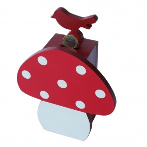 Cute Mushroom Money Box