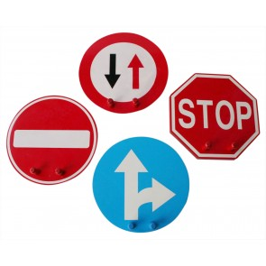 Cool Traffic Sign Peg