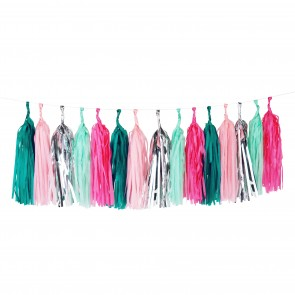 Tassel Garland in Sea Punk