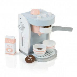 Wooden Coffee Maker Set Olea
