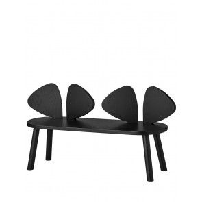 Mouse Bench Black