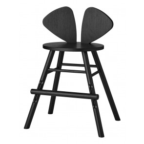 Mouse Chair Junior Black