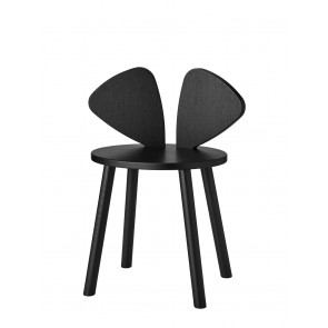 Mouse Chair School (6-10 Years)  - Black