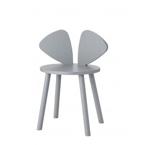 Mouse Chair School (6-10 Years)  - Grey