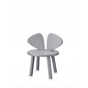 Mouse Chair Grey