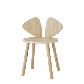 Mouse Chair School (6-10 Years)  - Oak